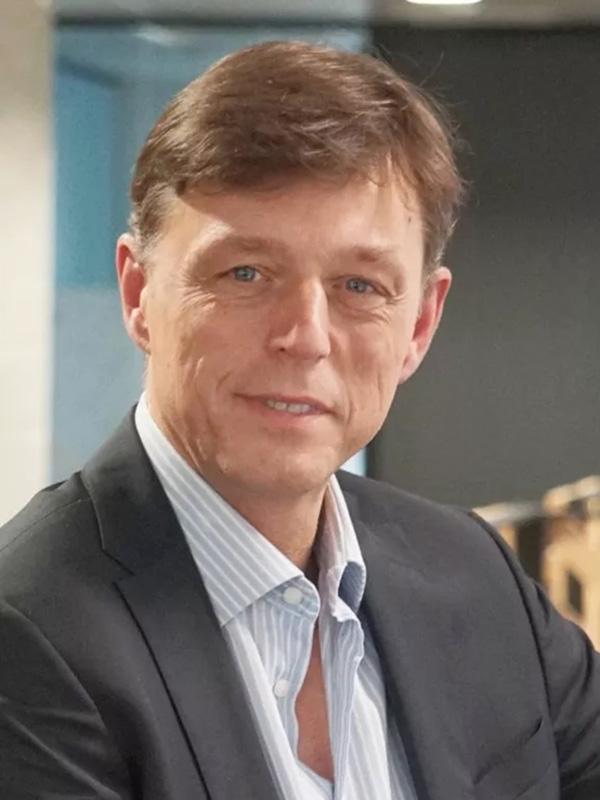 Portrait Laurent Ledoux