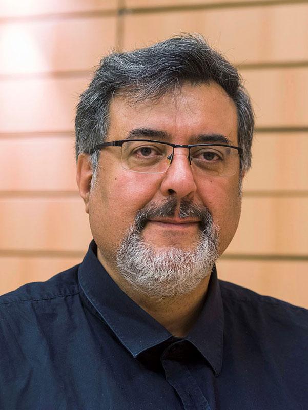 Portrait Mohammed Taleb