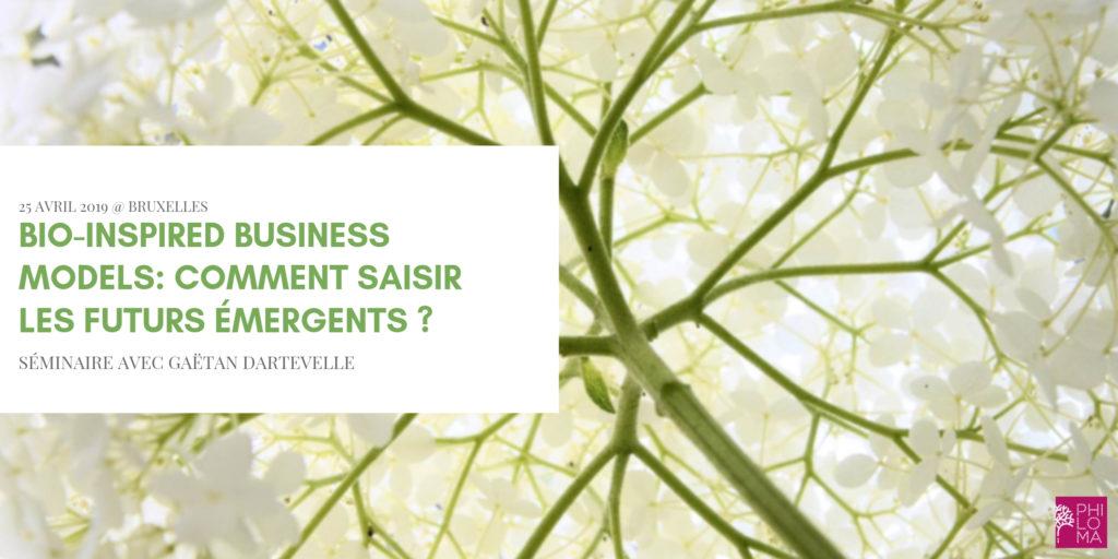Séminaire sur les Bio-inspired Business Models