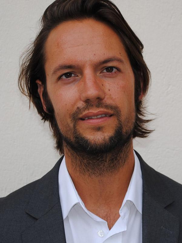 Portrait Jean Chamel
